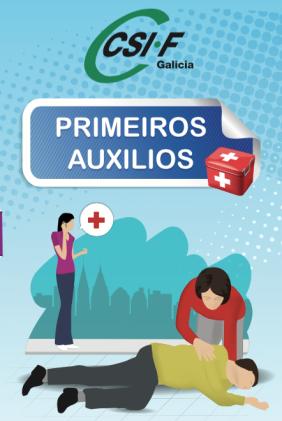 Guía CSI-F primeiros auxilios