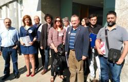 Anuncio folga do servizo dos FISP