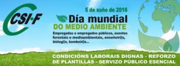Día Mundial Medio Ambiente