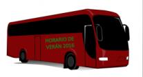 Horario buses