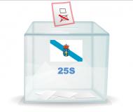eleccións galegas 25 S