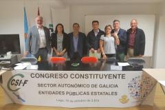 Directiva CSIF EPE Galicia